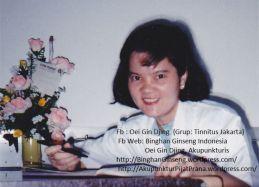 Oei Gin Djing, Akupunkturis
